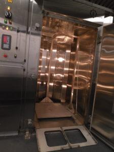 Универсальные коптильные камеры Агро-Терм - производство ТвЗПО