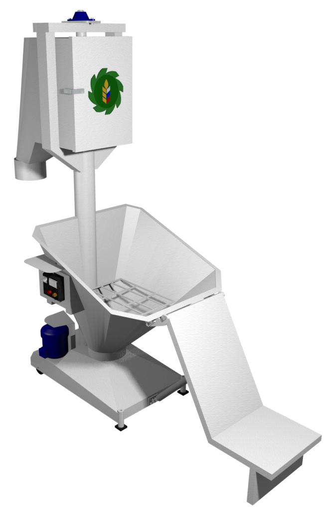 Просеиватель сыпучих продуктов типа ПСП11