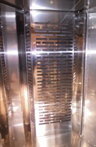 Встроенная установка увлажнения изделий паром Ротор АГРО
