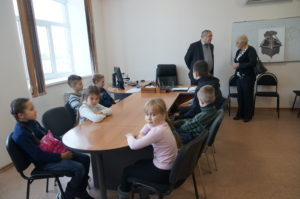 Детский праздник - Тверской завод пищевого оборудования
