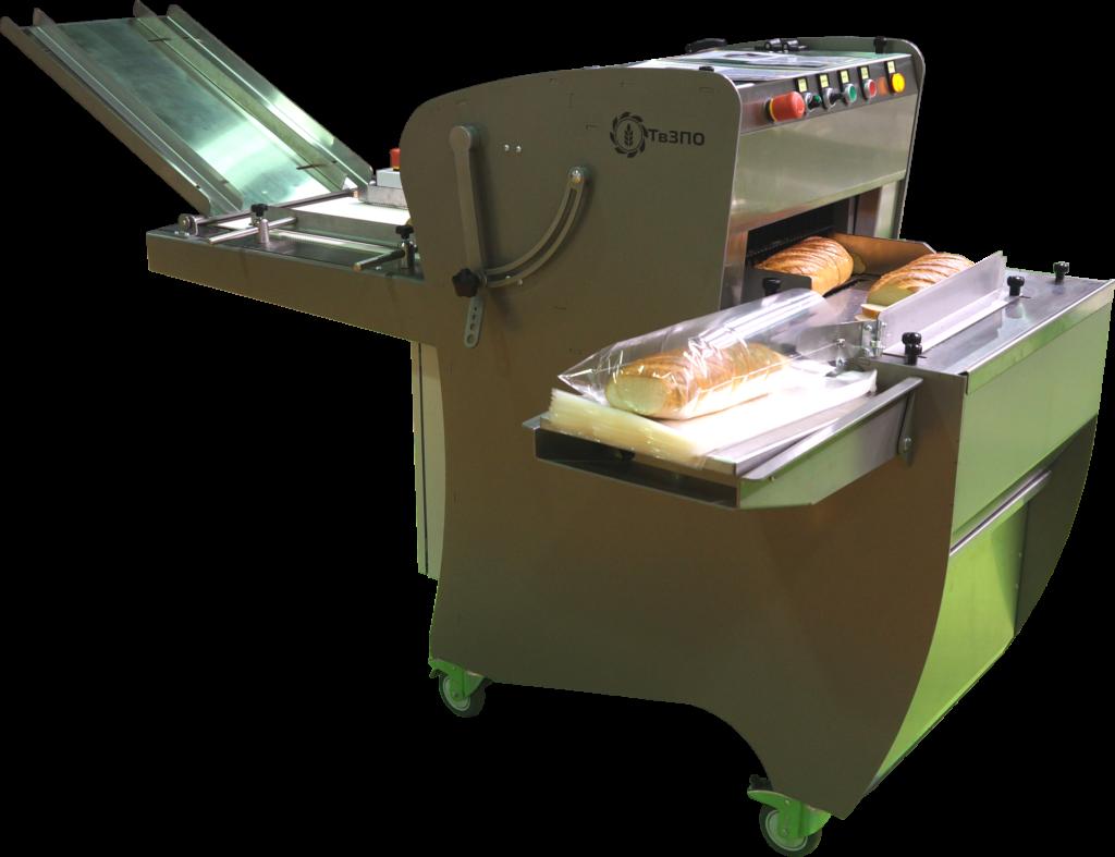 Хлеборезательная машина Агро-Слайсер 21, хлеборезка