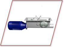 Оборудование для хранения транспортировки и дозирования сыпучих продуктов